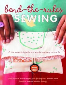 Cover Bend the Rules Sewing