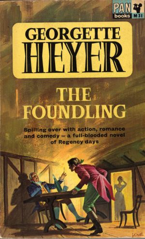 The Foundling by Goergette Heyer