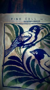 Resting Birds - The Background